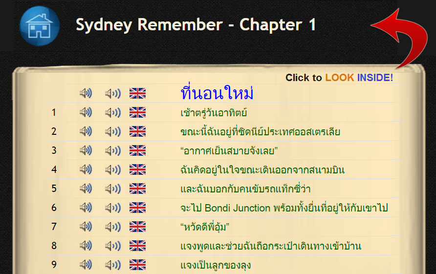Sydney Remember Look Inside (you may need to register or login first)