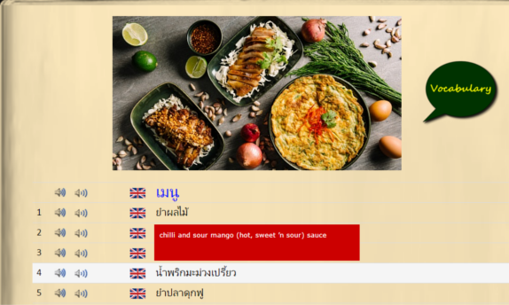 Read Thai Supplementary Texts - click to log in and view