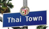 Thai Town, Hollywood Boulevard, Los Angeles